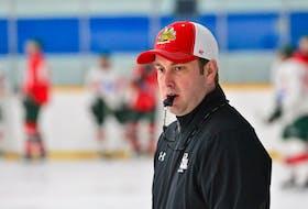 Sylvain Favreau replaced J.J. Daigneault as head coach of the Halifax Mooseheads. - Halifax Mooseheads