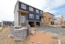 Photo of a new housing development called McIntosh Run in Spryfield. (To go with Francis Campbell story)