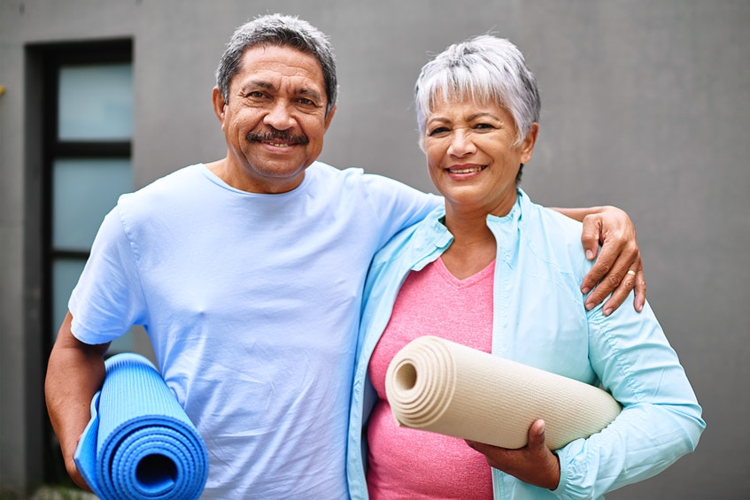 Residents at Parkland Truro enjoy customized activities and programs designed to stimulate your mind, body and soul. - iStock Photo.