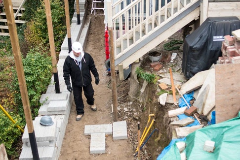 Regular maintenance could prevent your retaining wall from toppling prematurely.