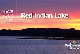 The provincial government is offering an online questionnaire about the renaming of Red Indian Lake. It will be available at engageNL until June 11.