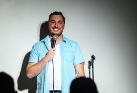 """Gander-born, St. John's-based comedian Matt Wright will perform material from his 2021 Juno-nominated recording, """"Existing is Exhausting"""" for the last time before retiring it at the Rock House in St. John's this weekend."""