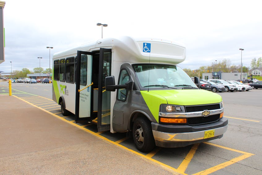 Chad Transit has launched its one-hour fixed-route bus service. It is the first time in 25 years that the county has had public transportation.
