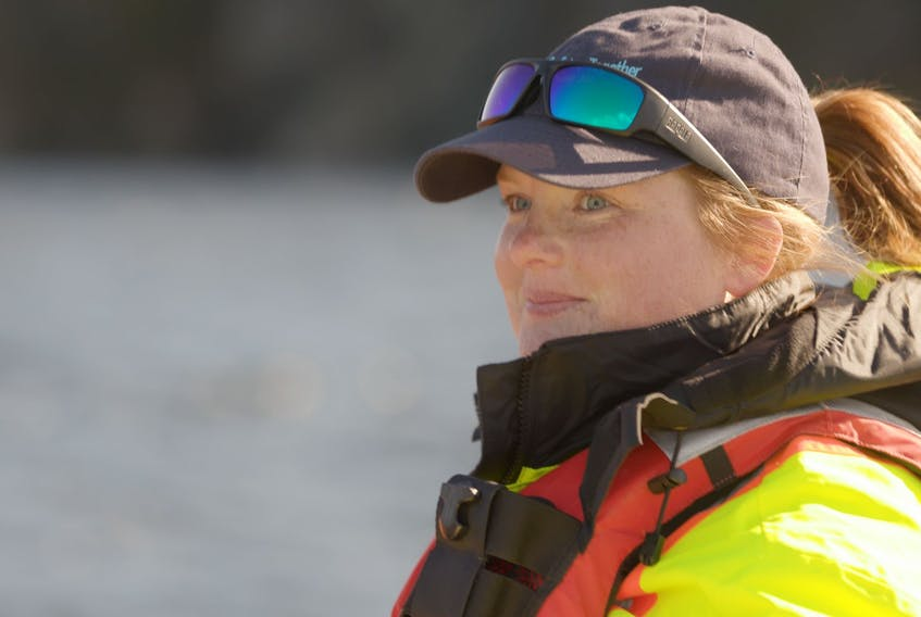 Janice Duggan-Molloy was one of four Distinguished Early Career Award winners at NAIA's virtual 2020 Aquaculture Achievement Awards. - Photo Contributed.