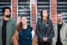 Halifax band Hillsburn recorded its latest album Slipping Away in Vancouver as a global pandemic arrived in Canada, and offers its latest songs as an uplifting tonic a year later.