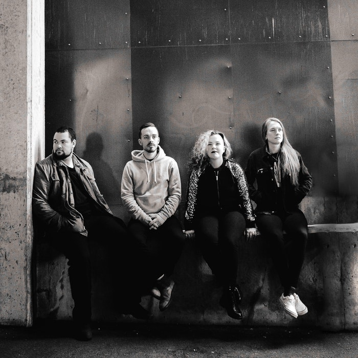 After waiting a year to release its latest album Slipping Away, Halifax band Hillsburn can be seen onscreen during the upcoming virtual East Coast Music Awards Festival, performing a streaming set on Friday, June 11 at 10 p.m. - Laughing Heart Music