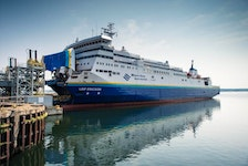The MV Leif Ericson is one of Marine Atlantic's ferries that sail between Nova Scotia and Newfoundland. CONTRIBUTED