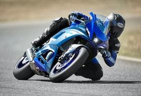 The 2022 Yamaha YZF-R7 certainly looks the part of a bona fide superbike. Yamaha/Handout