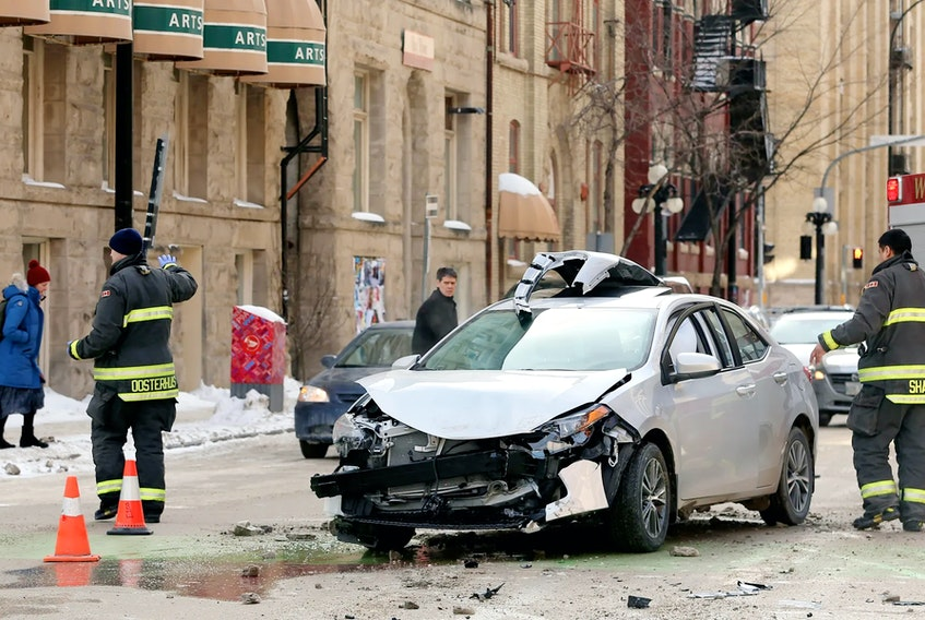 Your vehicle will have to be moved after an accident and, unless you've been hurt and unable to make decisions at the scene, you should know your rights under the applicable legislation in your province. Kevin King/Postmedia News file