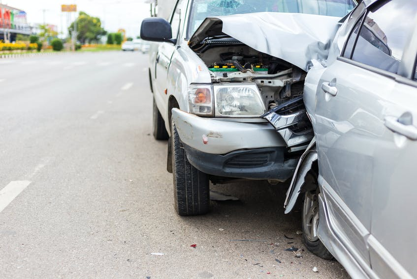 Be prepared to know what to do and what your rights are if you're ever in an accident. 123rf stock photo