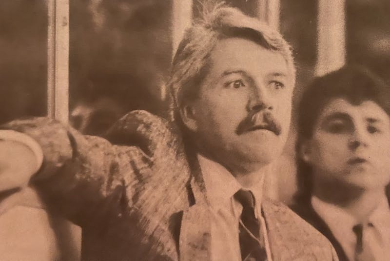 Don MacAdam coached the Cape Breton Oilers for three seasons from 1989 to 1992. He was the longest serving head coach during the Oilers time in Sydney. The 70-year-old is still involved in hockey today in Hungary. - Contributed