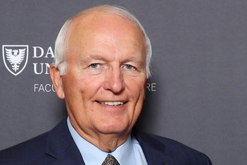 Former Nova Scotia premier Donald Cameron. - Dalhousie University