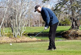 The Above Par Golf Course in South Farmington appeals to golfers seeking a nine-hole course with a relaxing atmosphere. – Ashley Thompson