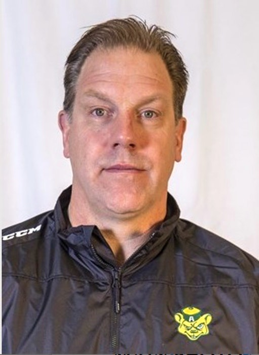 Former Cape Breton Oilers defenceman Ian Herbers is now the head coach of the University of Alberta Golden Bears. CONTRIBUTED
