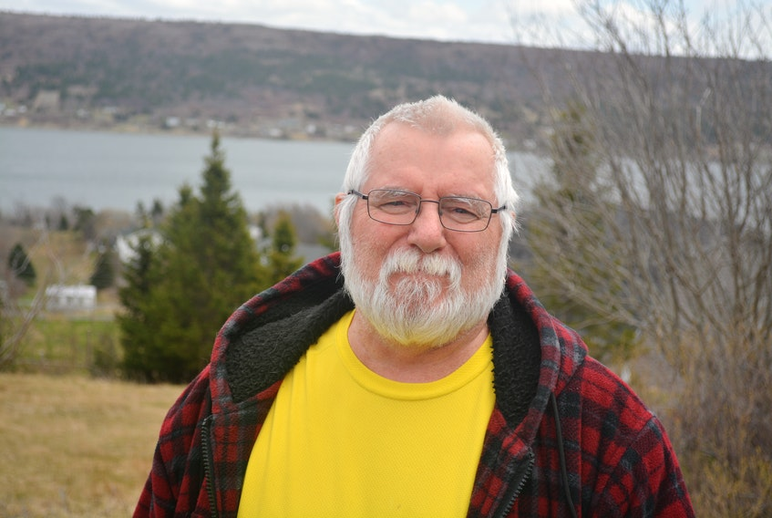 Ken Haire of Harbour Grace has been fighting with CN Rail since 2012 to receive the pension of his late spouse, Gerry Schwarz.