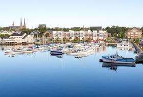 The Charlottetown waterfront is shown in this file photo.