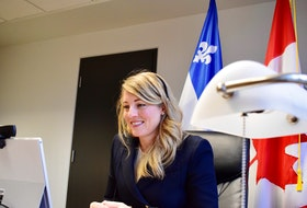 Melanie Joly is minister of economic development and official languages in the federal cabinet.
