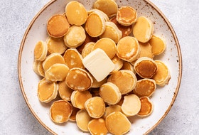 """Tiny pancake """"cereal"""" has become a hot food trend over the past year."""