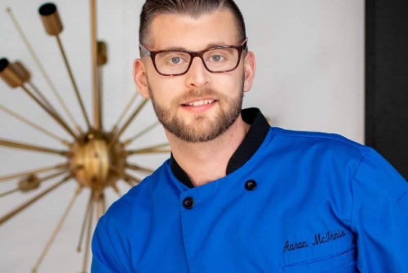 Chef Aaron McInnis is the baking and pastry arts instructor at the Bay St. George campus of the College of the North Atlantic. - Contributed