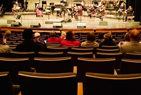 Sanitized upon entry, seated in socially distanced bubbles, and wearing masks the entire show, it was a different kind of NSO experience, but hey, it's one helluva start on the return to normalcy. — Wendy Rose