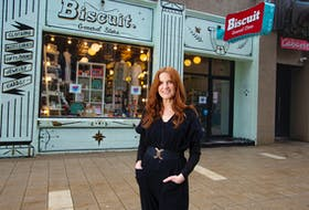 After 25 years of being a downtown fixture, Wendy Friedman and the Biscuit General Store will be moving to Gottingen St. Friedman is planning on opening the Gottingen store in September.