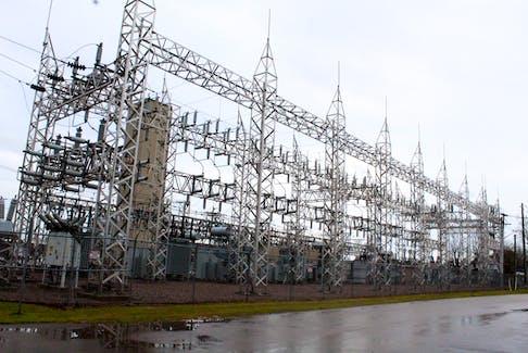 File photo. Summerside Power's Ottawa Street power station.