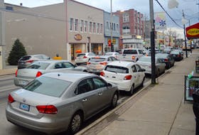 Downtown shopping districts hit hard by the global pandemic are continuing to appeal to the Nova Scotia government for more assistance. Above, Sydney's Charlotte Street in pre-COVID times. DAVID JALA • CAPE BRETON POST