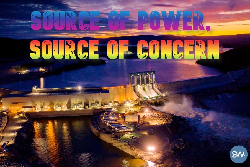 The Muskrat Falls Generating Station will have a capacity of 824 megawatts and annual energy production of 4.9 terawatt-hours. At present, the cost of the project is estimated at $13.1 billion including interest.