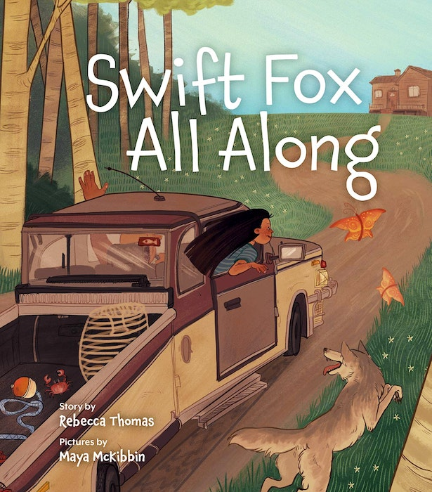 Former Halifax poet laureate Rebecca Thomas's book Swift Fox All Along, with illustrations by Maya McKibbin, is nominated for a Governor General's Literary Award for Young People's Literature - Illustrated Books. In the same category, past Governor General's Award-winning Halifax artist Sydney Smith is a finalist for his work with poet Jordan Scott for I Talk Like a River. - Annick Press - Contributed