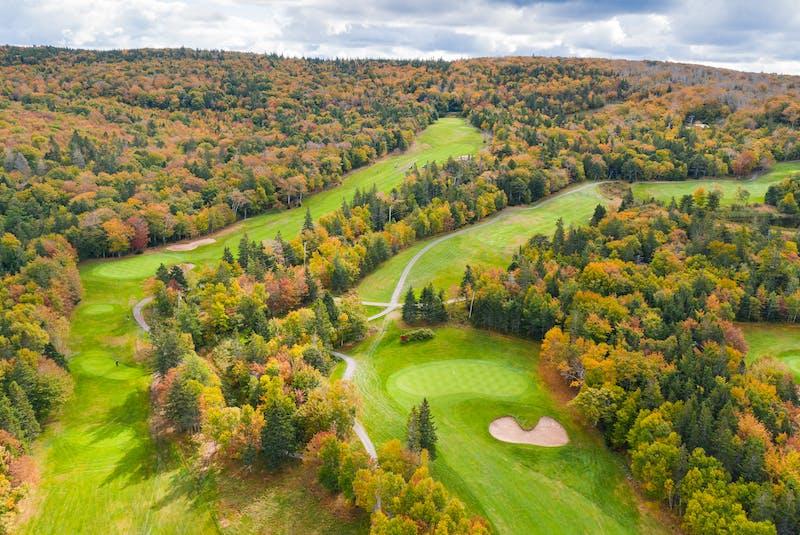 Dundee's popular 18-hole golf course. - David Jala