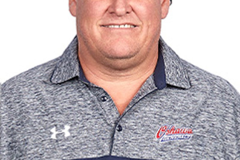 Former Cape Breton Oiler Dan Currie is currently the head scout and director of player personnel for the Ontario Hockey League's Oshawa Generals. Contributed - Contributed