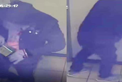 Charlottetown Police Services is looking to identify a suspect after a theft from a coin-operated laundry room in a residential building at 23 Ashburn Crescent.