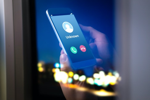 Police have received eight calls reporting attempted phone scams on Tuesday, May 4.