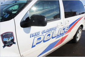 Police arrested a 24-year-old in connection to the sexual assault alleged to have occured outside of a New Glasgow home on Sunday.