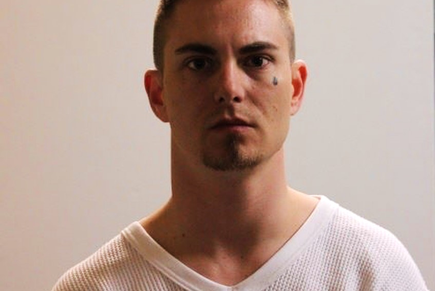 RCMP are looking for Donald (Donnie) King of Mattis Point is wanted on charges including robbery and assault causing bodily harm in relation to an early morning robbery of a person in Stephenville on Sunday, April 25. Contributed