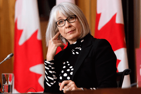 Federal Health Minister Patty Hajdu.