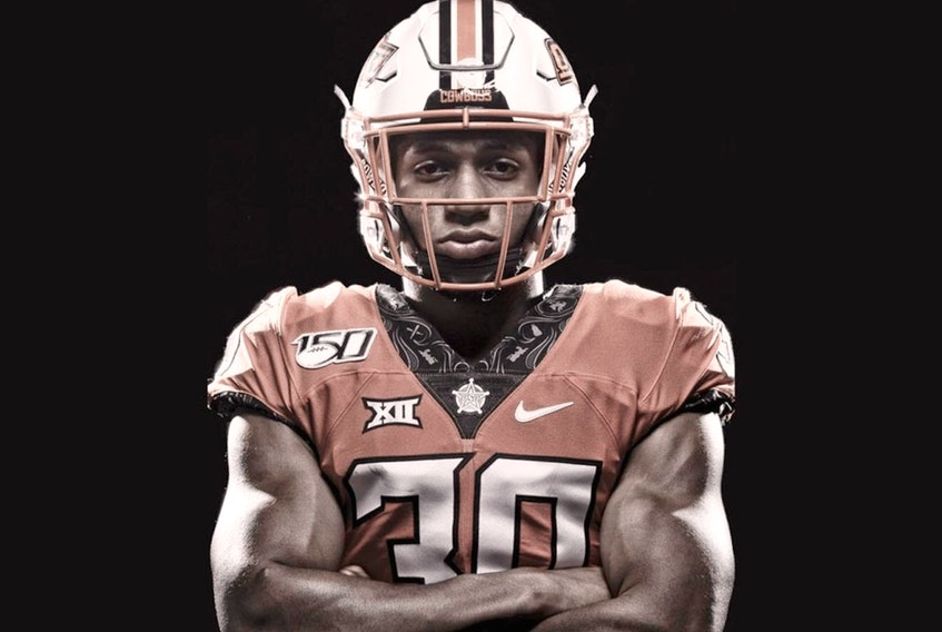 The Calgary Stampeders took Chuba Hubbard in the Canadian Football League draft on Tuesday, May 4, 2021. The Edmonton product was drafted by the Carolina Panthers of the NFL.