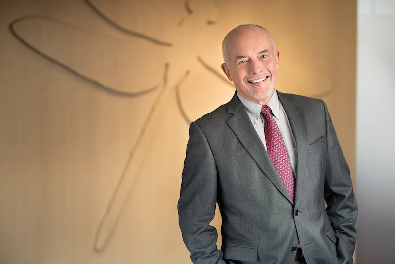 Joe Randell, president and CEO of Chorus Aviation. - Contributed
