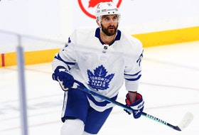 Toronto Maple Leafs forward Nick Foligno will miss at least the next two games.
