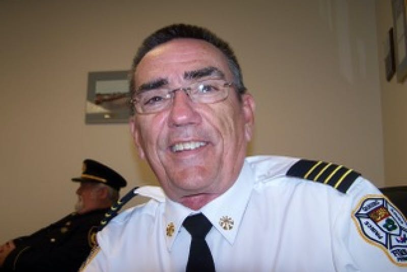 Rick Niblett was the deputy chief instructor of the PEIFFA fire school for 25 years. - Contributed