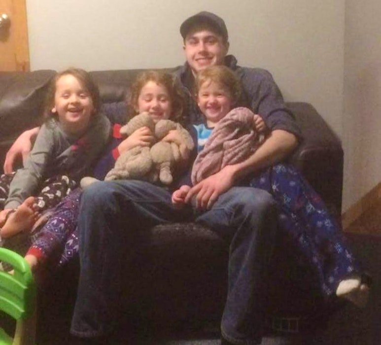 Zack Lefave's family says he always had a connection with children – whether his cousins, nieces and nephews or the kids he went to school with. PHOTO COURTESY OF FAMILY