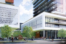 Rendering of the Richmond Yards project in Halifax's north end. Contributed