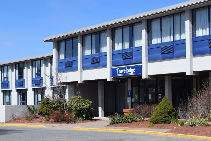 The Travelodge on Kings Road in Sydney. Sharon Montgomery-Dupe • Cape Breton Post