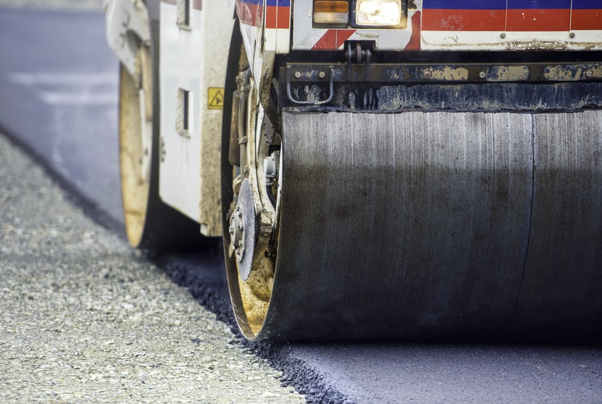 Roadwork along two streets in Whitney Pier is set begin Thursday and expected to take six weeks to complete. -- 123RF STOCK