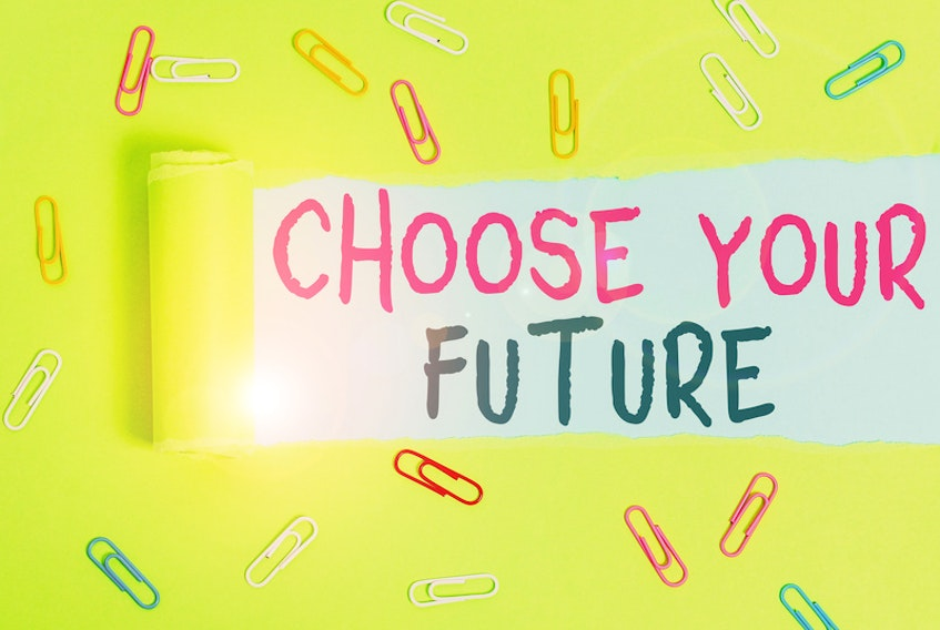 At any age of maturity, make choices that can re-shape your future.
