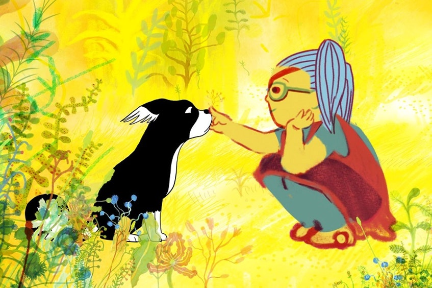 The colourful animated feature Marona's Fantastic Tale, a heartwarming story about a puppy and the humans she lives, is part of the AFX - Animation Festival of Halifax offerings that can be enjoyed by the whole family. It becomes part of the event's free online programming when it joins the schedule on Saturday at 1 p.m. - Sacrebleu Productions - Contributed