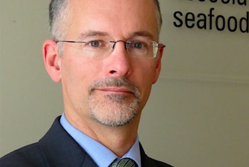 Derek Butler, Executive Director of the Association of Seafood Producers. - File photo