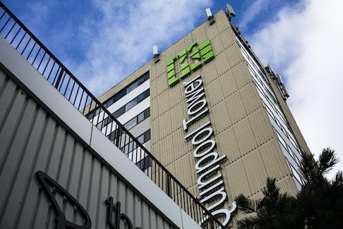 Killam Apartment REIT's Quinpool Tower building in Halifax.