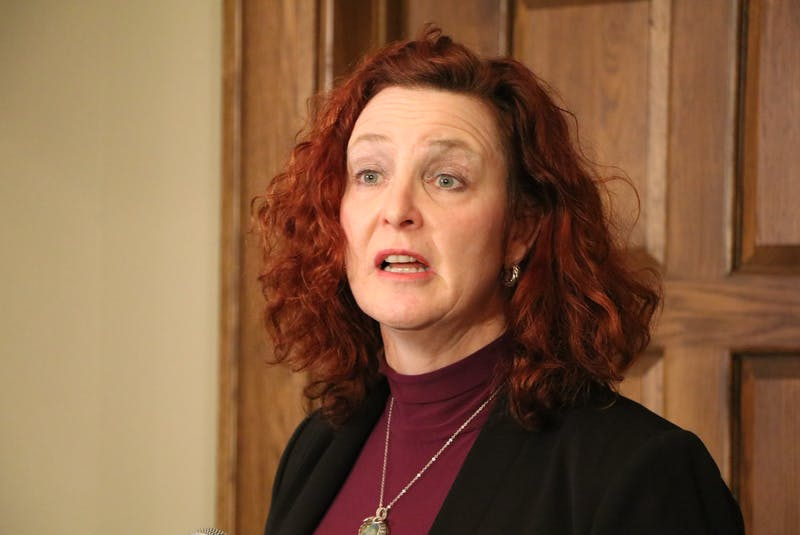 NDP Leader Alison Coffin. - Glen Whiffen/The Telegram