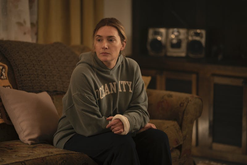 Kate Winslet is tremendous in Mare of Easttown, a new murder mystery series on Crave with the Movies + HBO add-on. - Bell Media - Contributed